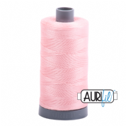 Aurifil 28 Cotton Thread - 2415 (Pale Pink)